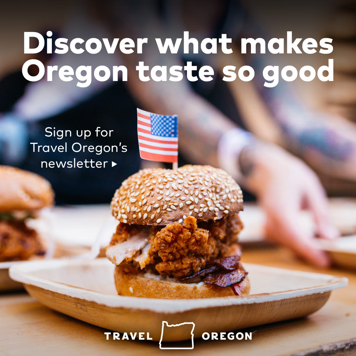 Sign up for Travel Oregon's Newsletter