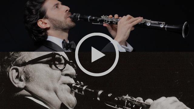 Oran Etkin - What's New? Reimagining Benny Goodman (Teaser)