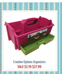 Creative Options Organizers
