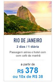 Rio de Janeiro / R$ 338