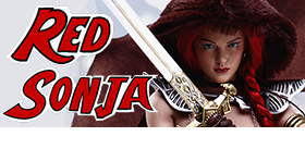 1/6 SCALE RED SONJA FIGURE