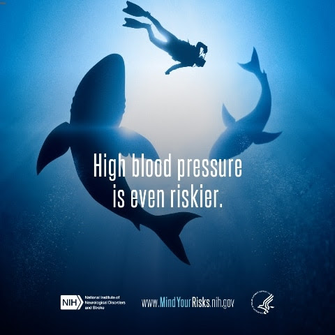 High blood pressure is even riskier. National Institute of Neurological Disorders and Stroke. www.MindYourRisks.NIH.gov.