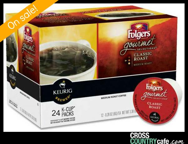 Folgers Classic Roast Keurig K...