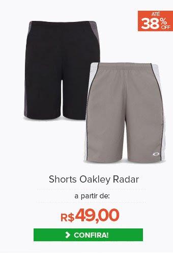Shorts Oakley Radar