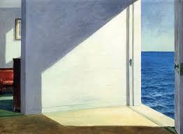 Rooms by the Sea by Edward Hopper 1951