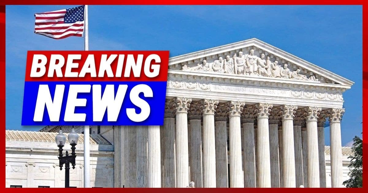 Supreme Court Blindsides New York - Strikes Down Their Unconstitutional Holy Grail