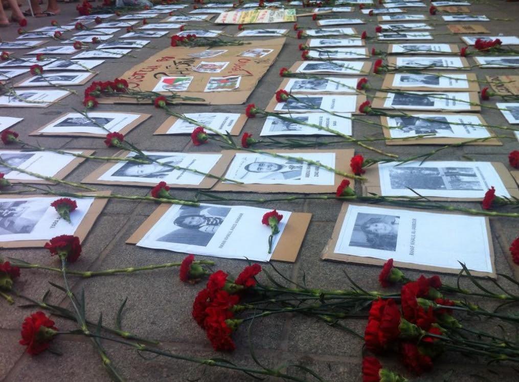 gaza 2014 protest valencia