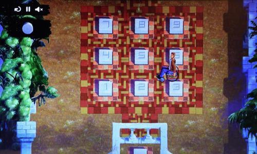 O game atribui ao jogador uma deficiência diferente em cada fase. Para avançar, ele precisa vencer barreiras arquitetônicas, de comunicação e outras.