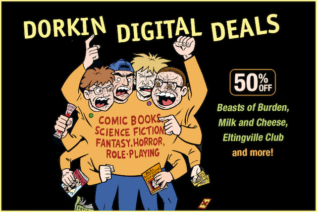 Dorkin Digital Sale