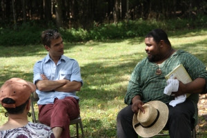 Dialogue with Hugh Acheson at Stagville Plantation, North Carolina