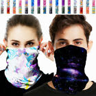 Reusable Floral Face Cover Cloth Masks Washable Mask Men Women Fashion Scarves