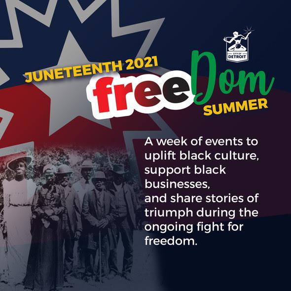 Juneteenth 2021 Program