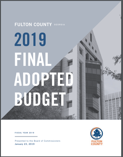 2019 Final Adopted Budget