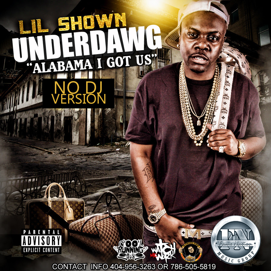 Underdawg Cover No DJ