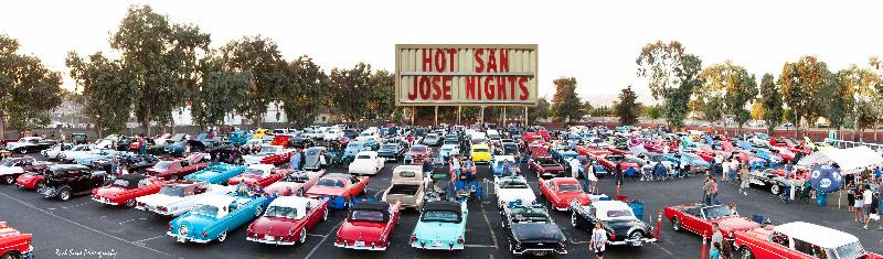 Hot San Jose Nights Drive-In