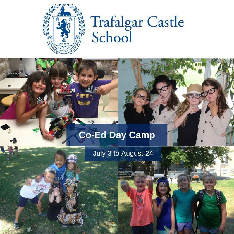 Co-Ed Day Camp 2018