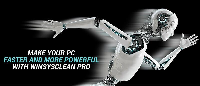 WinSysClean Pro PC Optimizer