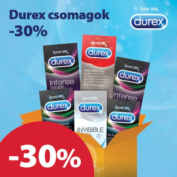 Durex kupon