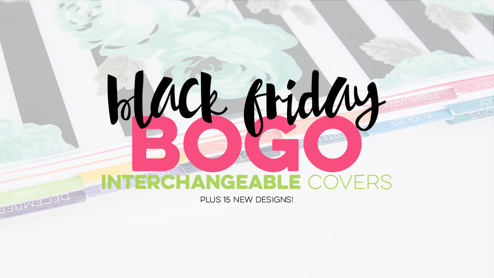 Black Friday Interchangeable Covers Buy One Get One Free