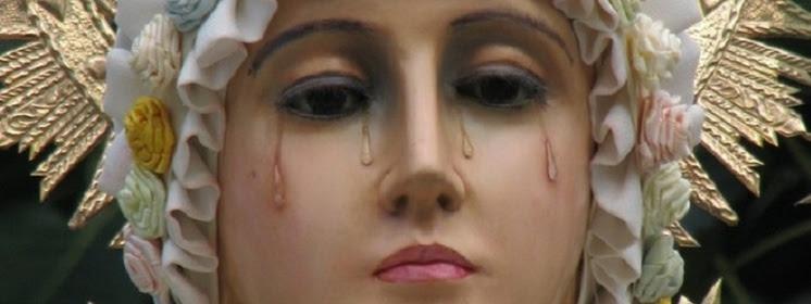 Maryja w La Salette płakała nad światem - musimy czynić to samo