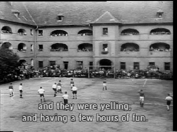 football at Theresienstadt