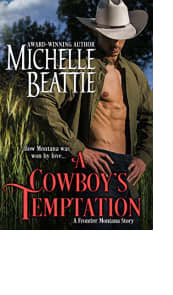 A Cowboy's Temptation by Michelle Beattie