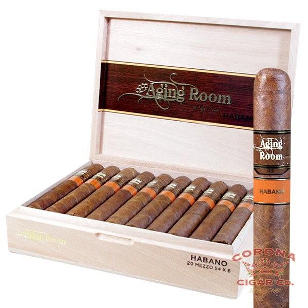 Image of Aging Room Core Habano Mezzo Cigars