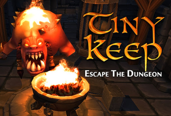 Dungeon crawler roguelike TinyKeep released on Steam