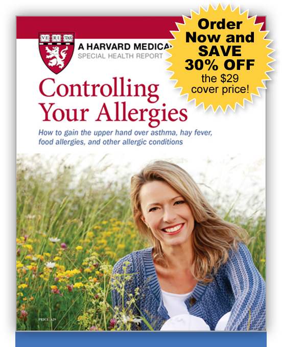 Controlling Your Allergies