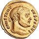 Rare Aureus of Constantius I