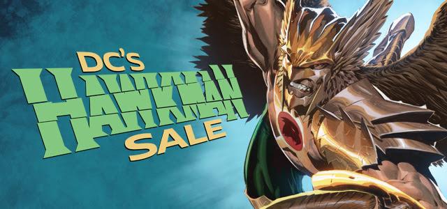 DC Hawkman digital sale
