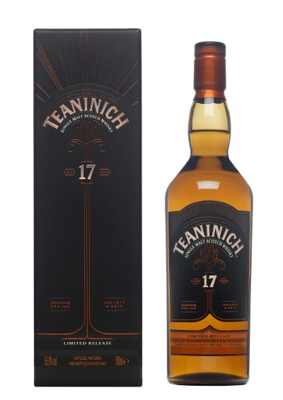 Teaninich 17 Special Releases 2017