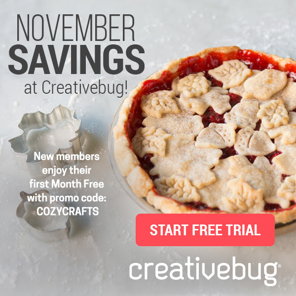 November Savings at Creativebu...
