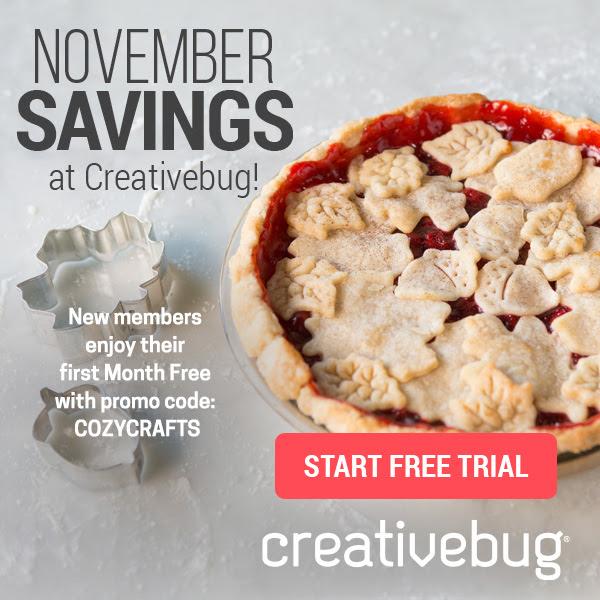 November Savings at Creativebu...