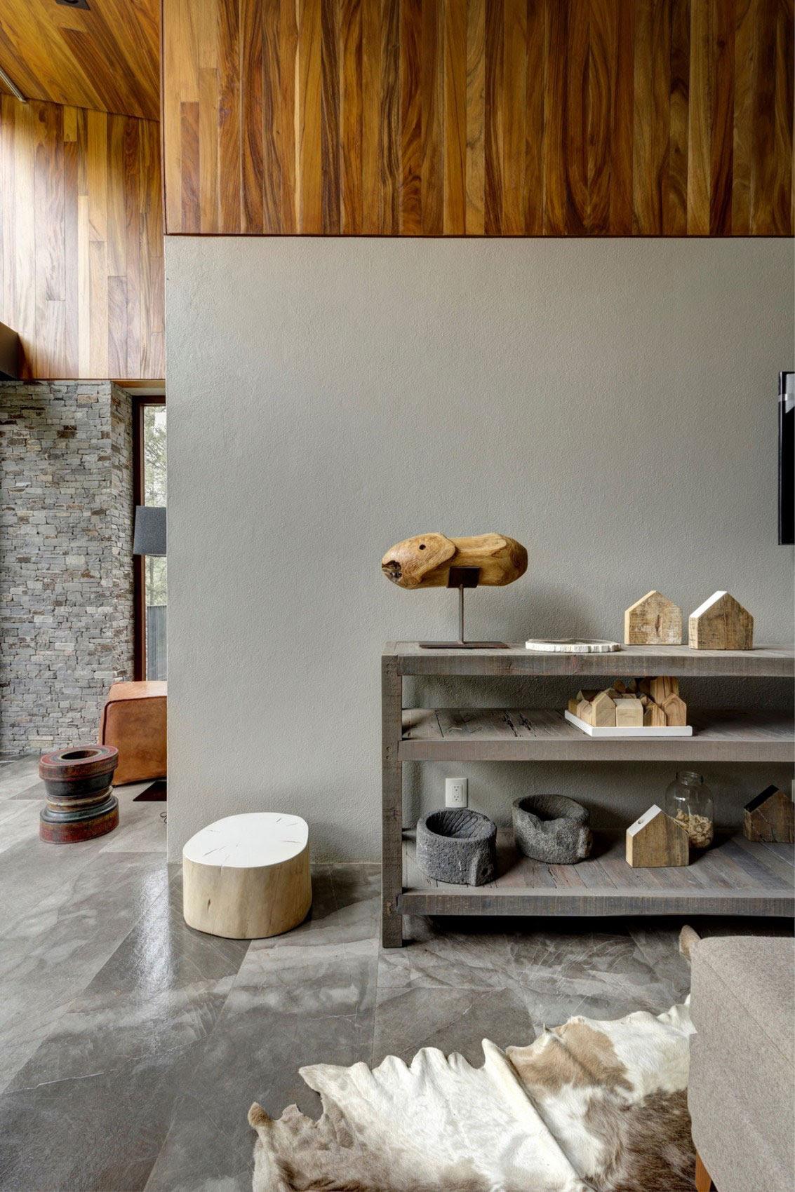 Όμορφη Casa ΜΜ με ένα σύγχρονο σχέδιο που δημιουργείται από τον Ηλία Ρίζο Arquitectos (12)