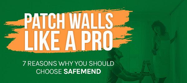 Patch Walls Like A Pro