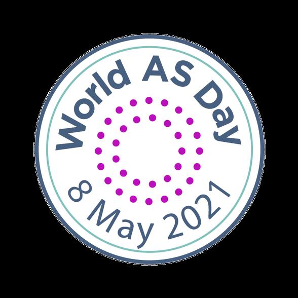World AS Day logo