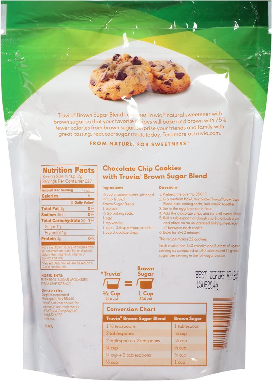 calories in brown sugar