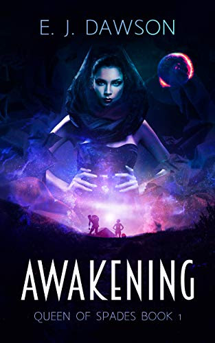 Cover for 'Awakening (Queen of Spades Book 1)'