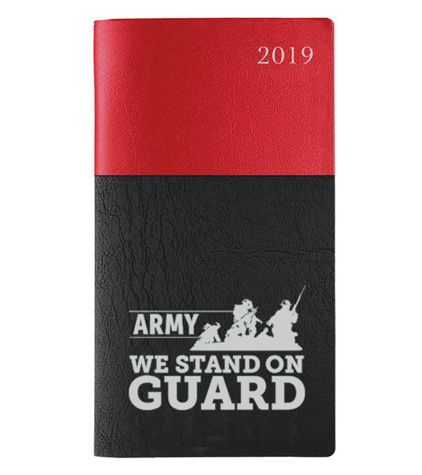 Army - We stand on guard Pocket Pal