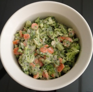Beyond Organic Ranch Summer Salad