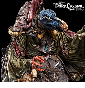 The Dark Crystal: Age of Resistance SkekTek The Scientist Skeksis 1/6 Scale Limited Edition Statue