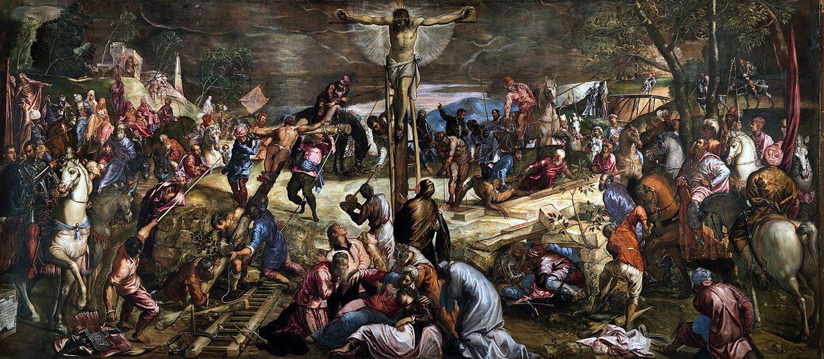 Ukrzyżowanie Jezusa Chrystusa – Wikipedia, wolna encyklopedia