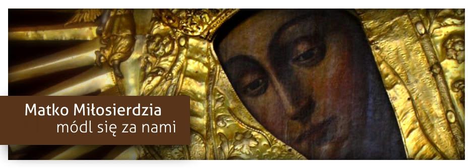 Znalezione obrazy dla zapytania matka boża milosierdzia