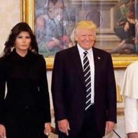 Trump apoya a Francisco y cuestiona el liderazgo de la Iglesia en Estados Unidos