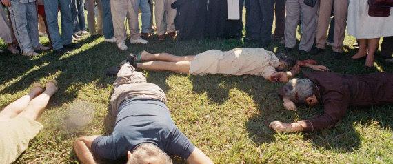 Detienen a cuatro acusados por la masacre de jesuitas en 1989 en El Salvador.