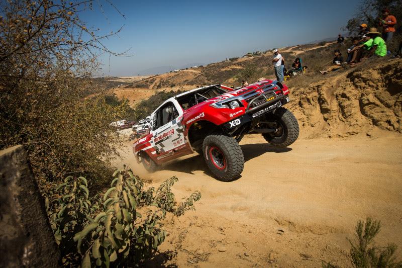 Honda Off Road, Honda Ridgeline, Baja 500, General Tire, KMC Wheels, STEEL-IT Coatings, Bink Designs, AEM