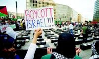 Small blog boycott israel