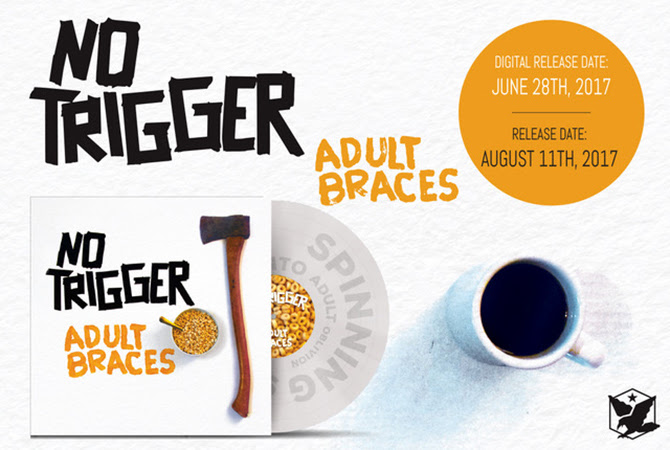 No Trigger - Adult Braces preorder