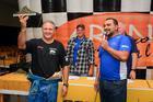 Campeão nos UTVs do Rally Cuesta Off-Road 2017 (Nelson Santos Jr/Photo Action)